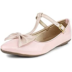 Do Bhai Belly-Maya Ballerinas for Women (EU38, Pink)