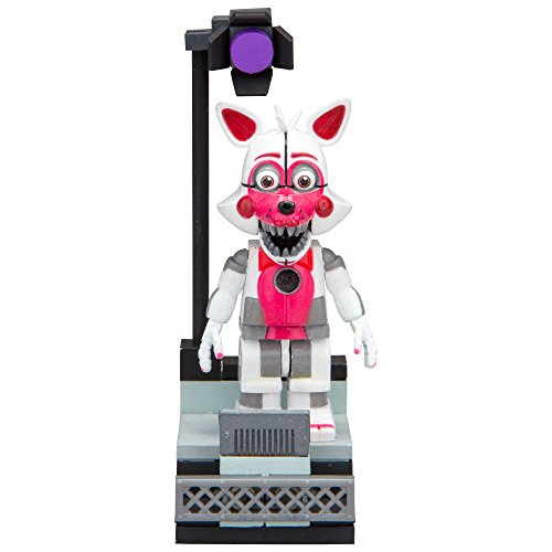 McFarlane Toys Five Nights At Freddy's Spotlight Stage Left Construction Building Kit