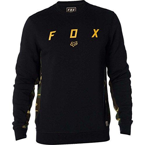 Fox Pullover Harken Schwarz Schwarz