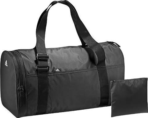 adidas Damen Sporttasche W PERF ESS TB, black/white, S, 25 liters, 941205753