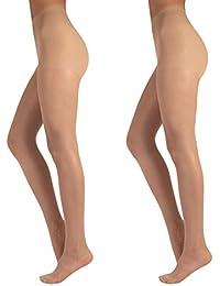 Amazon.fr   Collant Grande Taille - Femme   Vêtements e720b72d741