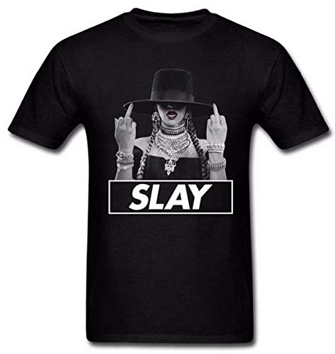 000ee80d7b Womens/Mens Slay Beyonce Funny 3D Print Casual Short Sleeve T-Shirt