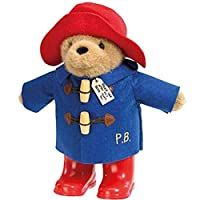 Rainbow Designs PA1084 Bear Paddington Plush, Colours May Vary