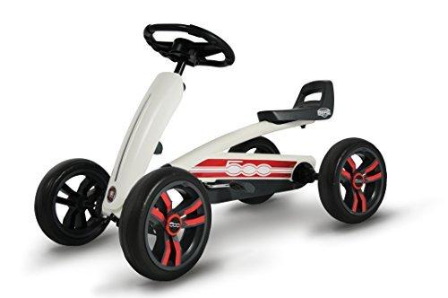 Berg Pedal Go Kart - Buzzy Fiat 500 by BERG Toys