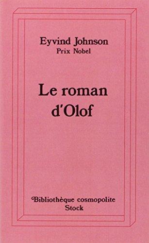 Le roman d'Olof par Eyvind Johnson