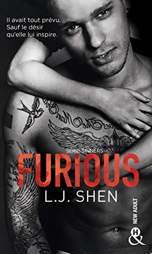 Furious: , après Scandalous, découvrez la suite de la série New Adult à succès :