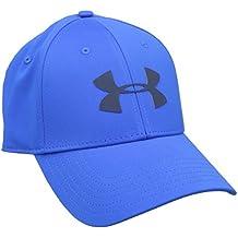 Under Armour Men's UA Golf Headline Cap Gorra de Béisbol, Hombre, Azul (Blue Marker), M/L
