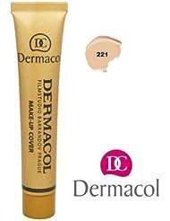 Dermacol Make-Up Cover (Maquillaje Fundación cubriente Tatuajes y Cicatrices) (221)