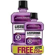 Listerine - LISTERINE CUIDADO TOTAL 500ML + 250ML OBSEQUIO - listerine-cuidado-total
