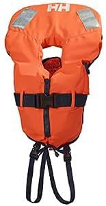 Helly Hansen Kids' Safe Life Jacket - Fluorescent Orange, 5/15 kg