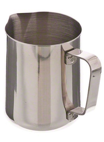 Hosaire 1x 150ML Espresso Coffee Milk Frothing Stainless Steel Pitcher