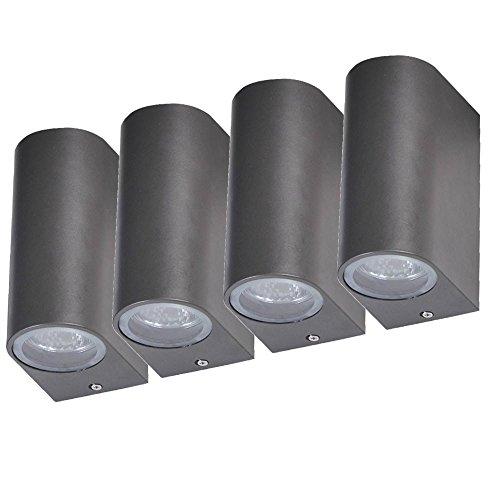 set-di-parete-4-illuminazione-esterna-illuminazione-fino-giu-macchie-di-faretti-lampade-nero-balcone