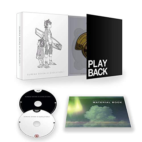 Eureka Seven - Hi-Evolution Collector's Combi [Blu-ray] (Eureka-film)