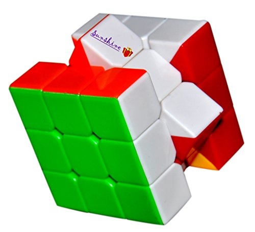 Toyshine-High-Stability-Stickerless-3X3X3-Speed-Cube-Multi-Color
