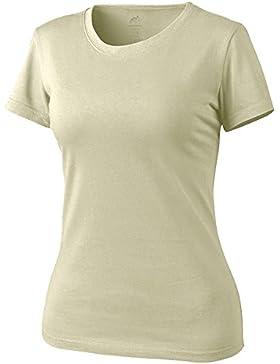 Helikon Mujeres Camiseta Caqui tamaño M