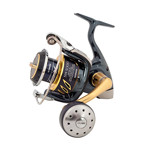 Shimano – Stella SW B PG Power Gear, color 4.9:1, talla 10000PG