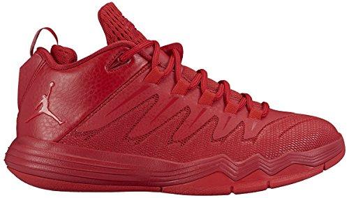 Nike Jordan CP3.IX, Chaussures de Sport-Basketball Homme, 41 EU Rouge (rouge gymnase / rouge défi - infrarouge 23)