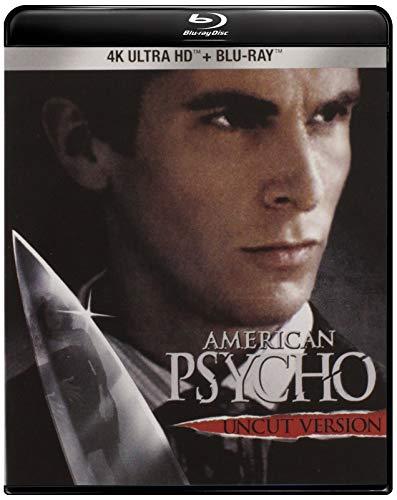 American Psycho [4K UltraHD + Blu-ray]