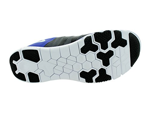 Nike Free Trainer 5.0 V6 Herren Sneaker dark grey-white-black-persian violet (719922-015)