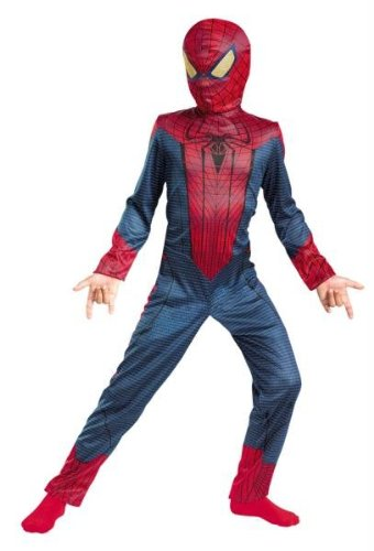 Kost-me f-r alle Gelegenheiten DG42471L Spider-Man Movie Klassiker (Kostüme Man Spiel Spider)