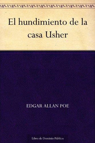 El hundimiento de la casa Usher por Edgar Allan Poe