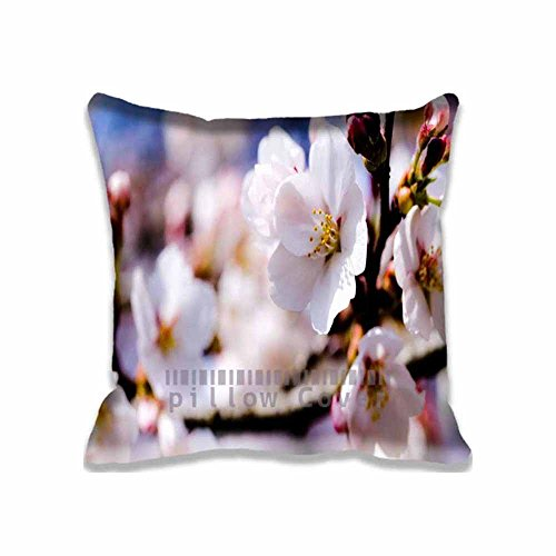 perfect-white-spring-flowers-on-a-tree-branch-throw-pillow-cover-well-printing-two-sides-seasons-mod
