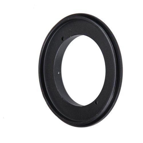 Fotodiox 07LANK67R - Kameraobjektivadapter (Schwarz, Metall, Nikon D7100, D7000, D5300, D5200, D5100, D5000, D3300, D3200, D3100, D3000, D800, D800E, D700.)