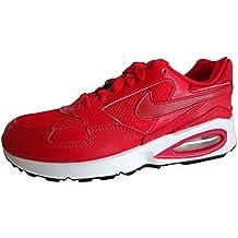 Amazon.es: Nike air max rojas Envío internacional elegible