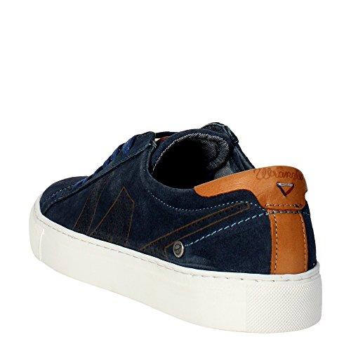 Wrangler WM161063 Sneakers Uomo Blu