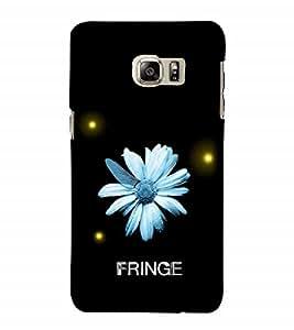 Fuson Designer Back Case Cover for Samsung Galaxy Note 5 Edge (Flower Bloom Blossom Floret Floweret)