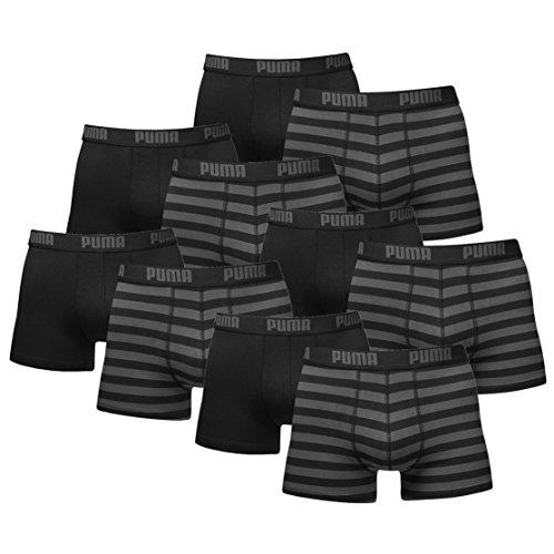 Puma Boxers Herren. 6er Pack Boxershorts Color Block 2015