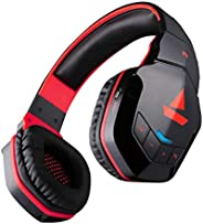(Renewed) boAt Rockerz 510 Wireless Bluetooth Headphones (Black)
