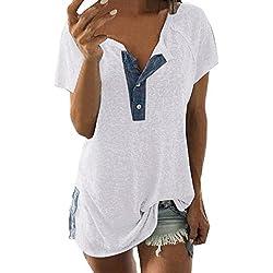 Mujeres Camisetas Manga Larga Blusas de Encaje Flores Lace Crochet Sin Tirantes Camisas Shoulder Off Lace Shirt ,Lunes cibernético,Viernes Negro,Navidad y Halloween