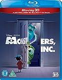 Monsters Inc. [3D Blu-ray + Blu-ray]