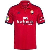 2014-2015 Osasuna Adidas Home Football Shirt