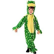 Disfraz de Rana verde para niños en varias tallas eb89bd4b335e
