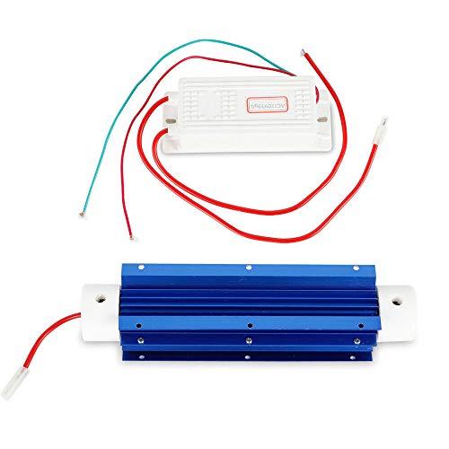 HaroldDol - Generador de ozono 10.000 mg/h, 220 V, para limpieza de aire doméstico, olores, desinfectantes...