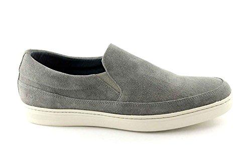 FRAU 29A4 roccia scarpe uomo sneakers slip-on elastico 43