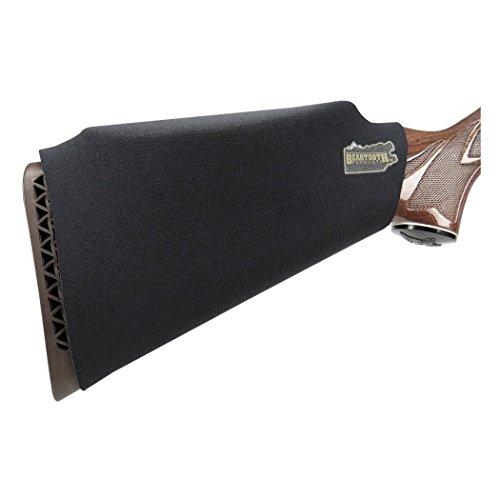 Beartooth Pistola Rifle Stock Aumento Altura Kit - Negro