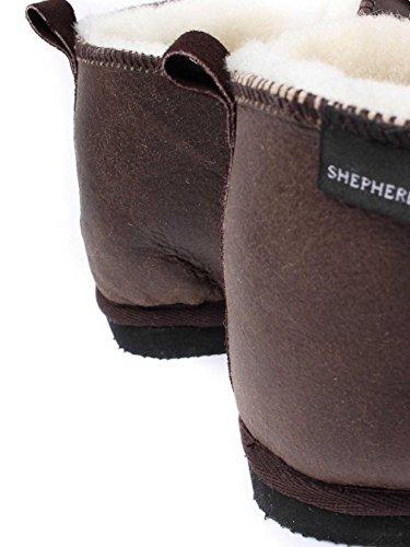 Shepherd - Anton Slipper, Pantofole A Casa da uomo Brown