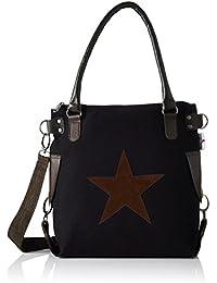Bags4Less Damen Stern-Mini Umhängetasche, 32 x 34 x 44 cm
