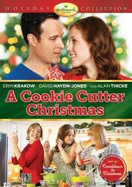 Hallmark A Cookie Cutter Christmas DVD