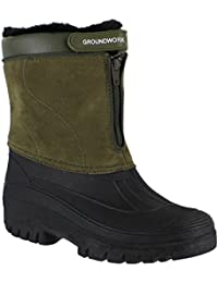 Groundwork GR66, Zapatos de Seguridad Unisex, Negro, 43 EU (9 UK)