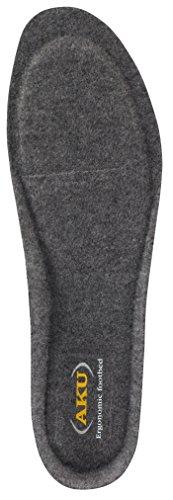 AKU Einlegesohle Thermoform 155, Grau, 42