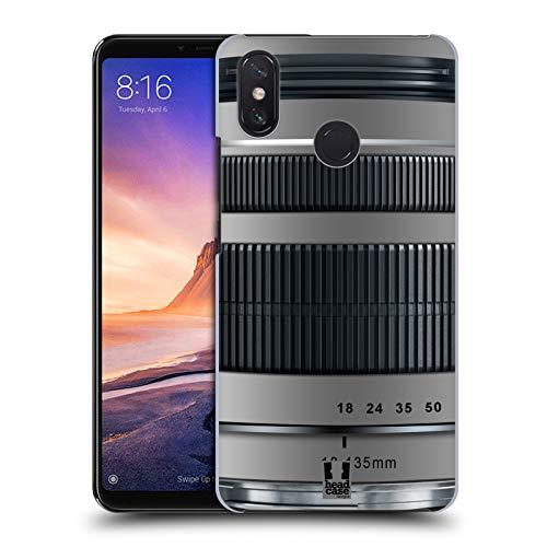 Head Case Designs Brennweite Kameralinse Ruckseite Hülle für Xiaomi Mi Max 3