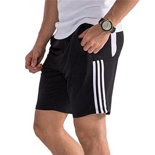 Hombre Pantalón Corto Pantalones Deportivos Fitness