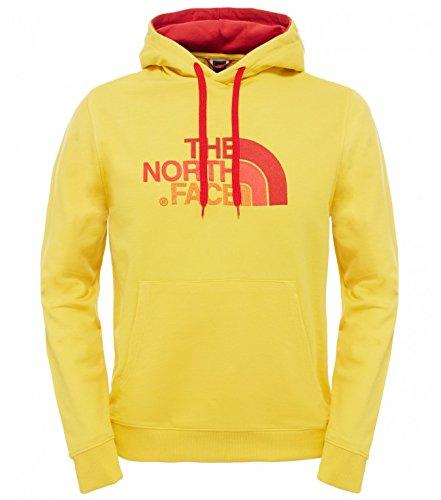 north-face-felpa-da-uomo-drew-peak-felpa-con-cappuccio-colore-giallo-fragranza-fresia-taglia-m-color