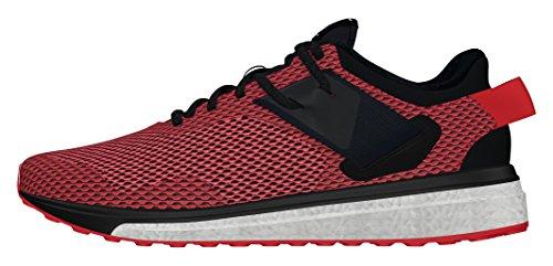 adidas Response 3 W, Chaussures de Running Entrainement Femme Rouge - Rojo (Rojimp / Griosc / Negbas)