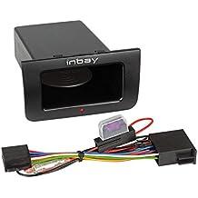 Inbay - Qi compartimiento de almacenamiento de teléfonos inteligentes para mercedes vito / viano w639