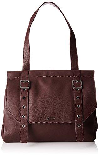 IKKS - Doctor Bag, borsa a tracolla Donna Viola (Burgundy)